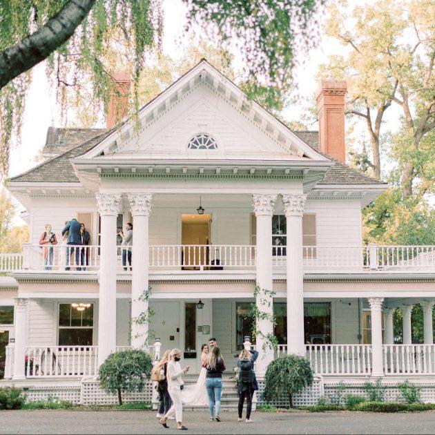 The Norland Historic Estate Wedding & Event Venue - Edmonton wedding photography