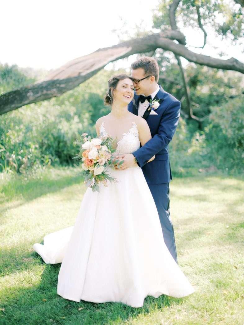 romantic wedding photographer in edmonton