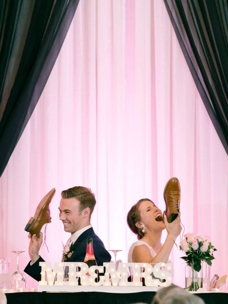 wedding games for your wedding day